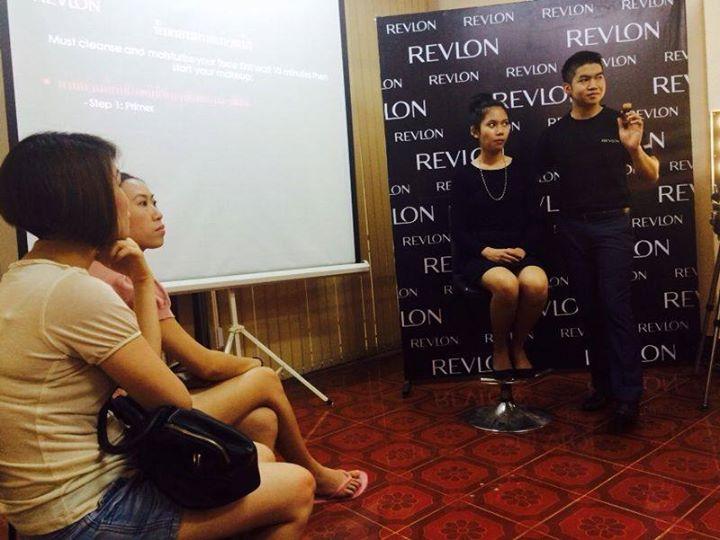 Revlon Cosmetics Introduction 1