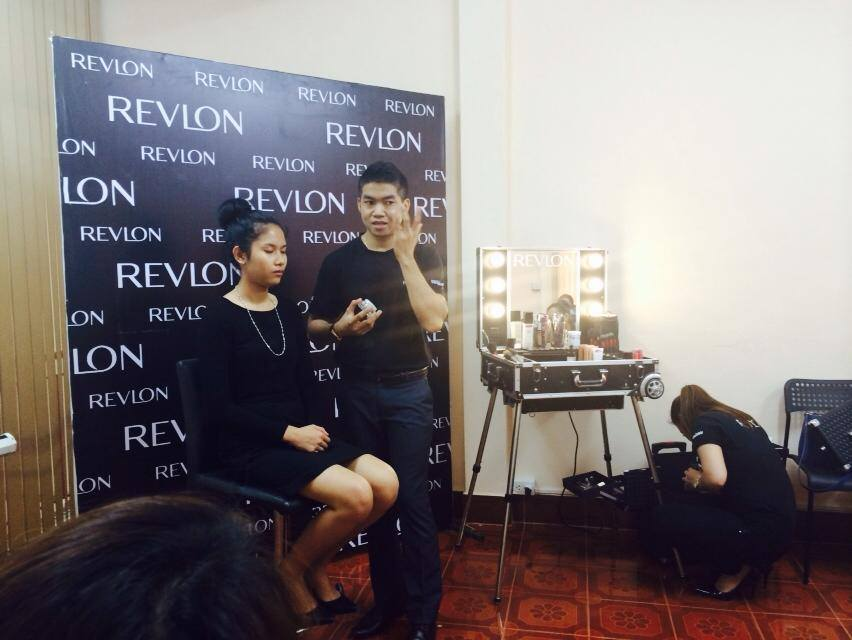 Revlon Cosmetics Introduction 3